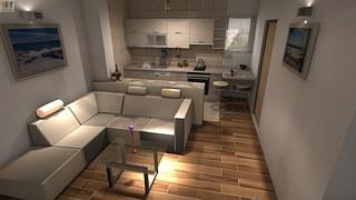 Profesjonalne projektowanie wnętrz mieszkalnych